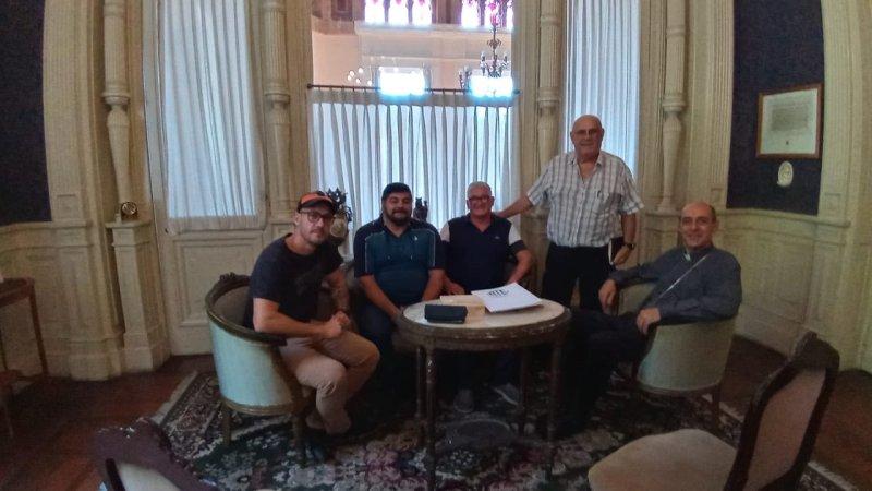 Con el Arzobispo de La Plata como mediador, se reactivaron las negociaciones para poner a funcionar el Astillero Río Santiago