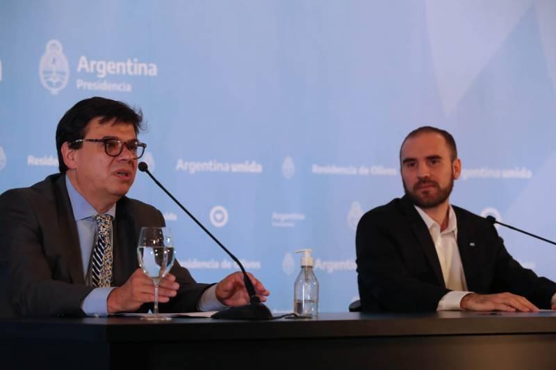 """Moroni avisa que el bono para monotributistas e informales """"se va a repetir todas las veces que se necesite"""""""