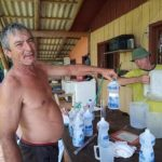 Brasil. MST produce 70% de alcohol para abastecer centros de salud en Santa Catarina