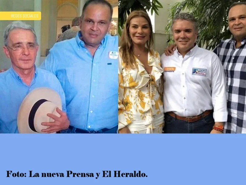 Colombia. Narcotraficante «Ñeñe» Hernández compró votos para Iván Duque por orden de Uribe
