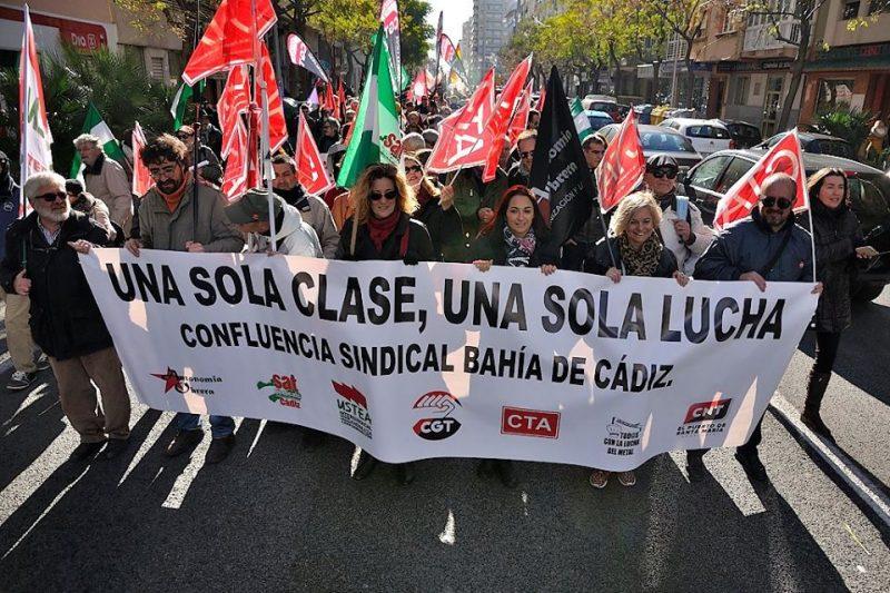 Comunicado urgente de la Coordinadora de Trabajadores del Metal – La otra Andalucía