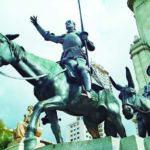 Venezuela. Luis Britto García: Avatares del Quijote