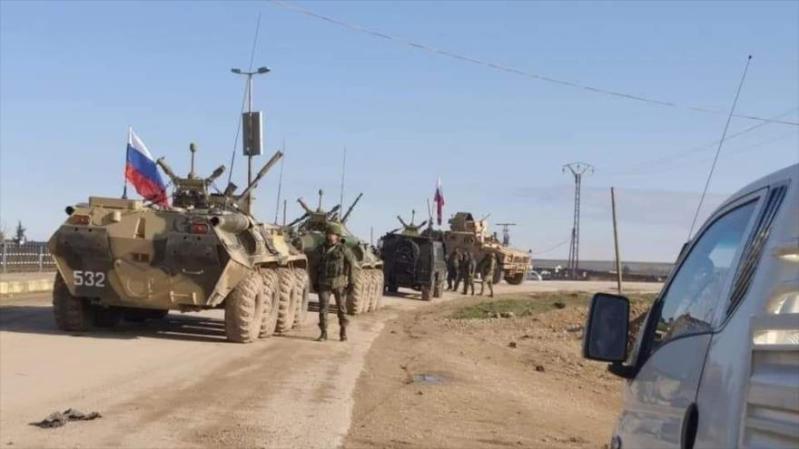 Reportan choques entre tropas de Rusia y de EEUU en Siria | HISPANTV