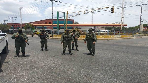 Las autoridades señalaron que seguirán intensificando los operativos para dar captura a todos los involucrados.