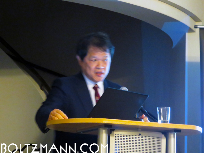 Makoto Suematsu, President, Japan Agency for Medical Research and Development