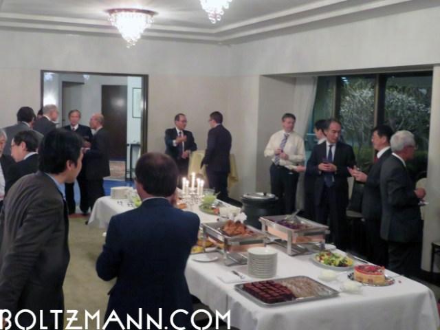 9th Ludwig Boltzmann Forum, Embassy of Austria in Tokyo, 16 March 2017