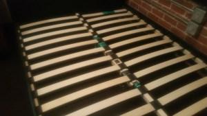 Bed slats