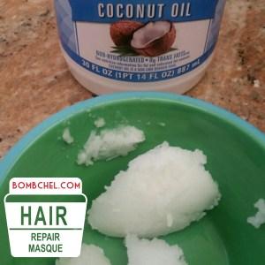 1 - 2 tbsps Coconut Oil