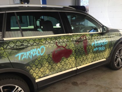 Seat Tarraco Cartattoo 2019