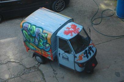 Rapmobil 2011