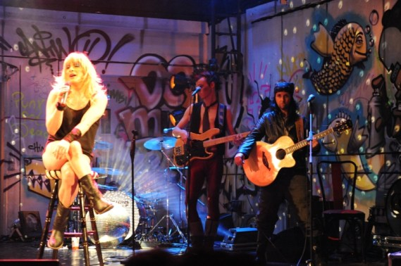 Hedwig & the angry inch Neues Theater Höchst, 2009