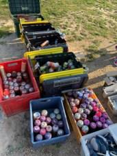 Mobiler Geburtstags Graffiti Workshop Dirt College 2019, Dietzenbach