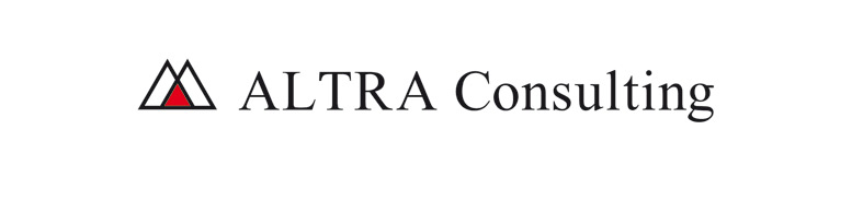 Altra Consulting Corporate Logo design 2010