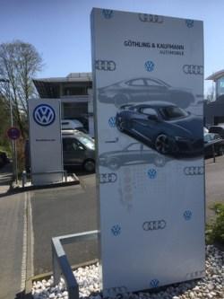 Audi R8, A5 A6 Avant, Autohaus Kaufmann & Göthling, Eschborn 2020