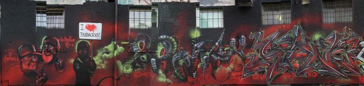 Banksy Stone, Wiesbaden Kontext 2014