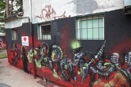 Banksy, Wiesbaden Kontext 2014