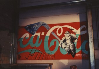 Bauer Agency Cup 1992 coca cola, michelin, wick