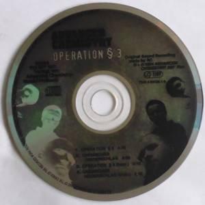 CD Label Advanced Chemistry Operation § 3 1994