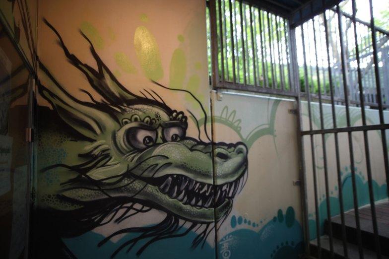 Drachen, Dragon, Ginnheim 2019