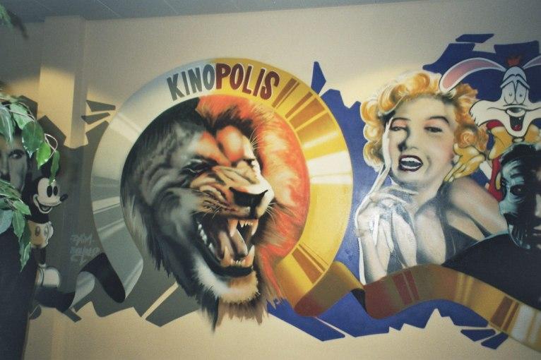 Löwe-Lion Kinopolis, Main-Taunus-Zentrum 1994
