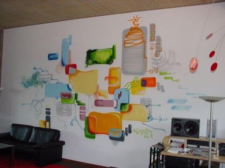 Overdose Studio, UFO Frankfurt am Main, 2004.