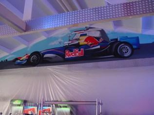 Red Bull Bolide, Kartbahn Frankfurt 2005