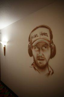Portrait Sebastian Vettel Michel Hotel Heppernheim