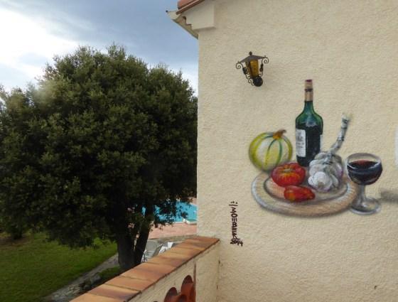 Stilleben, still life Tailet / Ceret, Frankreich 2014