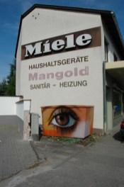 Augenprojekt im Nex Hattersheim, 2006