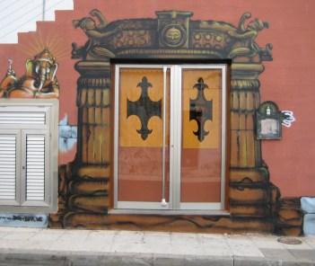 Restaurante Tuyo, La Gomera, 2006