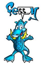 Fessi Drachenfigur, 2001