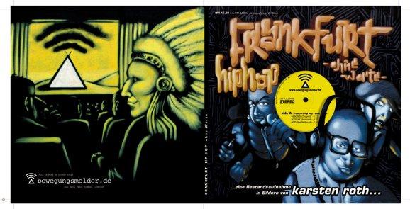 Hip Hop - ohne Worte Buchcover 2000