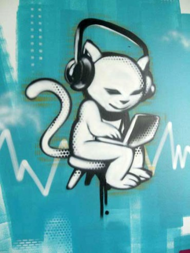 Napster Cat, Napster Germany