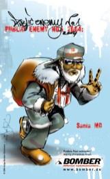 Santa MC-Public Enemy No. 1