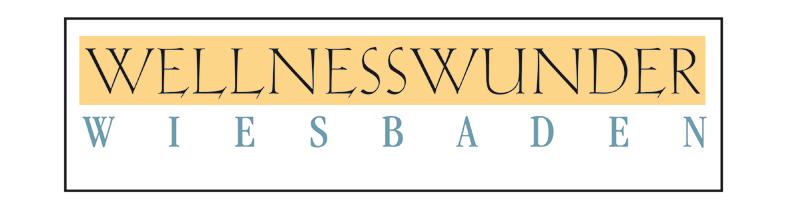 Wellnesswunder Wiesbaden Corporate Logo design & Namefinding 2002