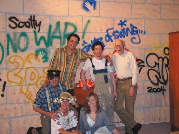 Ensemble, Gerry Jansen Theater, Alzey 2003