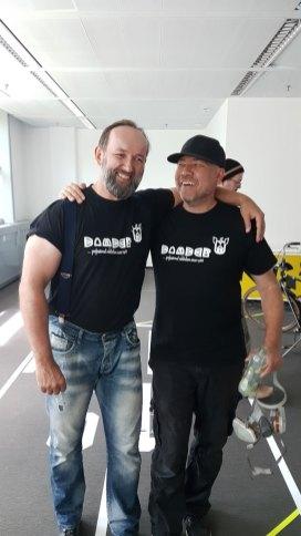 Inno.Hub 2.0 Fraport 2019: Heiko & Bomber