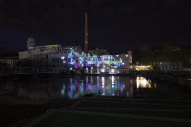 Campus Attisholz, Uferpark opening, Solothurn, Switzerland 24.05.2019
