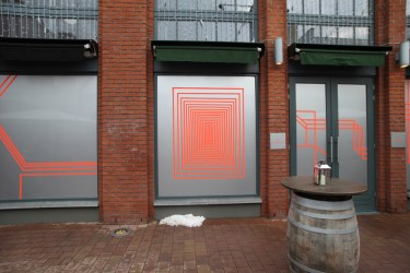 Ingolstadt Village Tape Art 2019