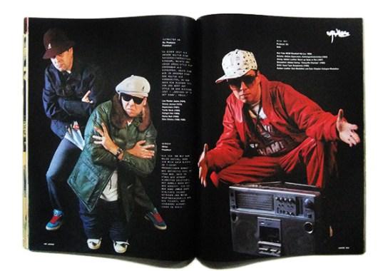 Juice Hip Hop Magazin 03-2002 Seite 92 © photo: Florian Maucher, München