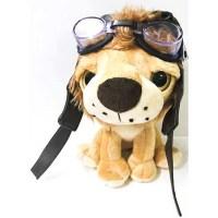 STUFFED ANIMAL – Lion