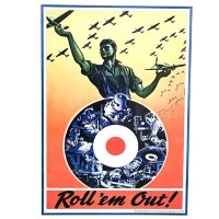 POSTER – Roll 'Em Out
