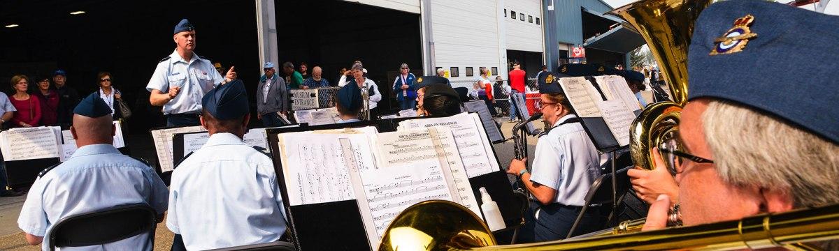 Photo of Cold Lake 4 Wing Band