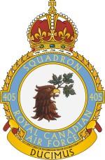 No. 405 (Vancouver) Squadron