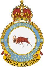 No. 419 (Moose) Squadron