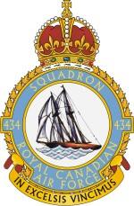 No. 434 (Bluenose) Squadron