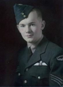 Joe English – Lancaster Pilot