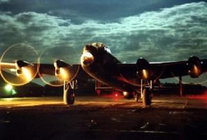 The Lancaster Bomber