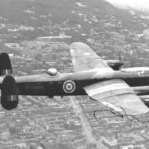 The Canadian Lancasters