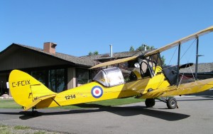 De Haviland Tiger Moth